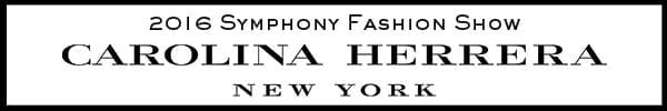 2016 Symphony Fashion Show