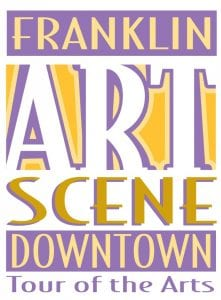 Franklin Art Scene in downtown Franklin, TN, art events, family fun, couples events and more on FranklinIs.