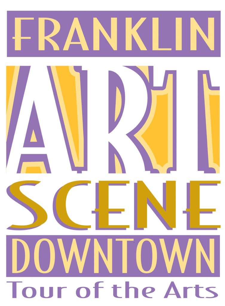 Franklin Art Scene Downtown TN