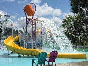Franklin Splash Park