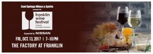 Franklin Wine Festival Franklin TN