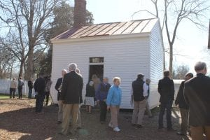 Guests visit the Carter House farm office_preview