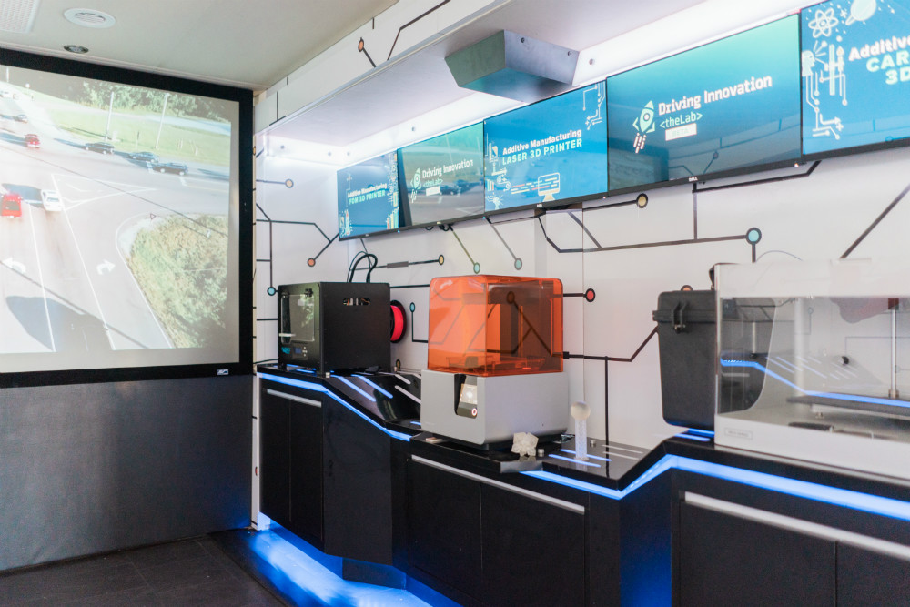Inside the TN Driving Innovation Lab