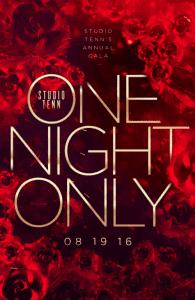 One Night Only Studio Tenn Franklin TN