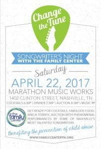 change the tune middle tn events