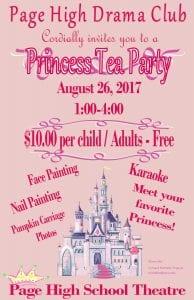 drama club princess