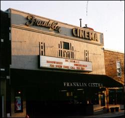 franklin cinema