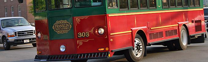 franklin trolley