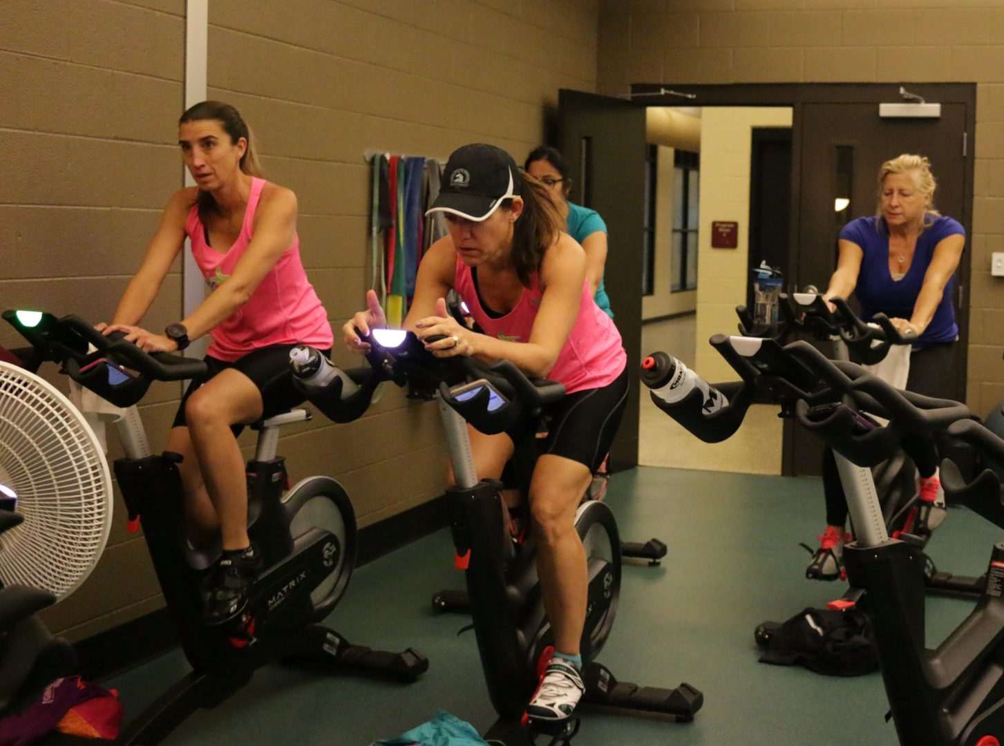 Indoor cycling in Franklin, TN and Williamson County, exercise for teens and adults, family activities and more.