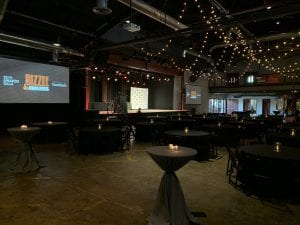 2019 Sizzle Awards Gala held at the Factory in Franklin, TN, celebrating the best businesses in Williamson County, TN.