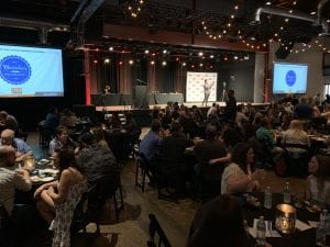 2019 Sizzle Awards Gala winners announced for the best businesses in Williamson County, TN, the event was held at The Factory at Franklin.