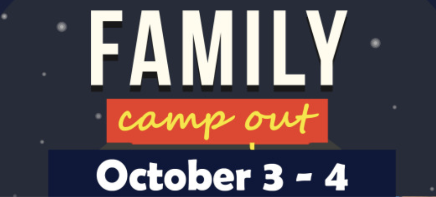 Family events and activities in Brentwood, TN and Franklin, TN, Outdoor Family Camp Out, fun things to do this weekend in Brentwood.