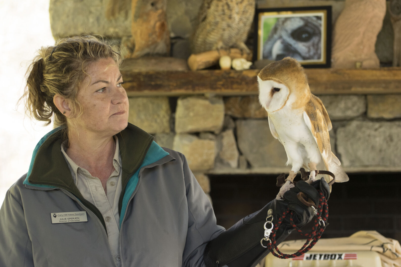 Owl Day at Owl's Hill, a fun event for all ages in Brentwood, TN, Franklin, TN and Williamson County, TN.