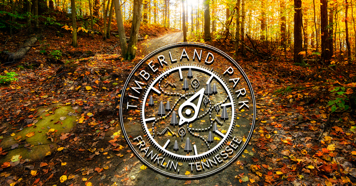 Timberland Park, outdoor activities in Franklin, TN for adults, kids and families!
