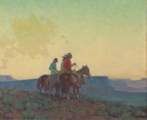 Art events in Nashville, TN, Cheekwood events - Payne - Evening, Navajo Country