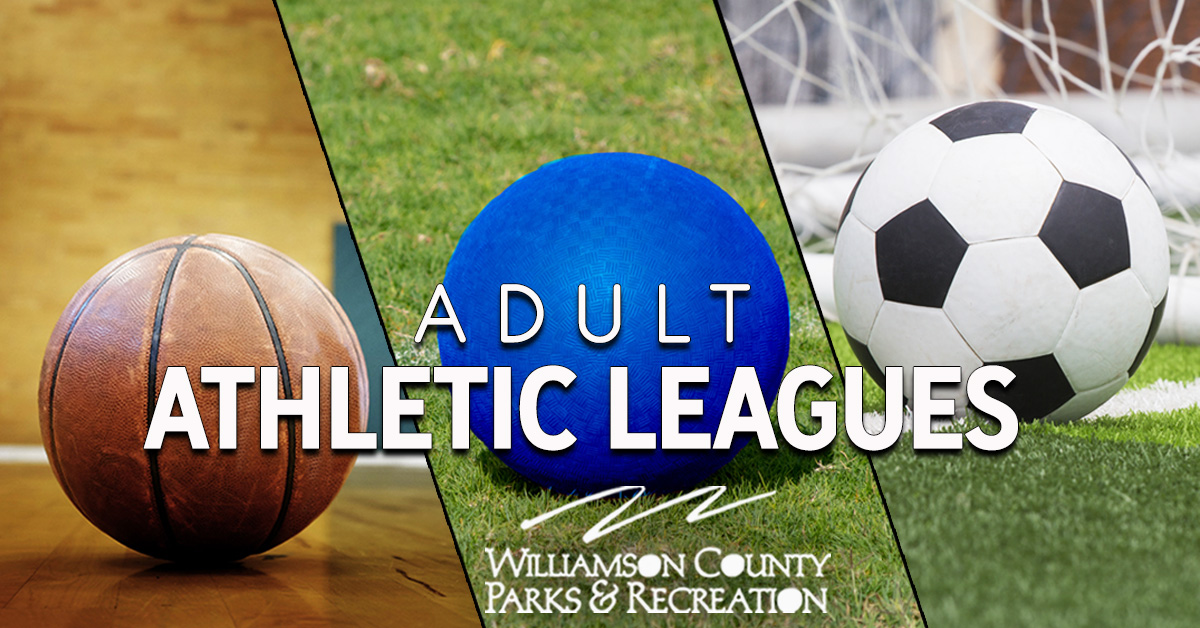 Adult athletic leagues, adult activities in Franklin, TN and Brentwood, TN, adult fitness activities in Williamson County.