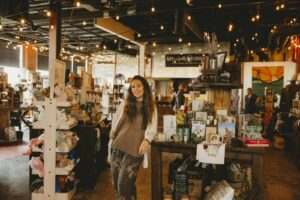 Shop in Franklin, TN at Fork of the South, shopping for unique items, gifts, food and a restaurant for the hungry!