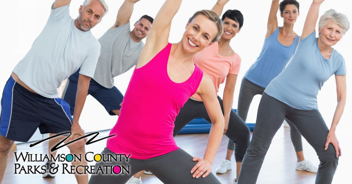 Group fitness in Franklin, TN, Brentwood and Williamson County, TN at WCPR.
