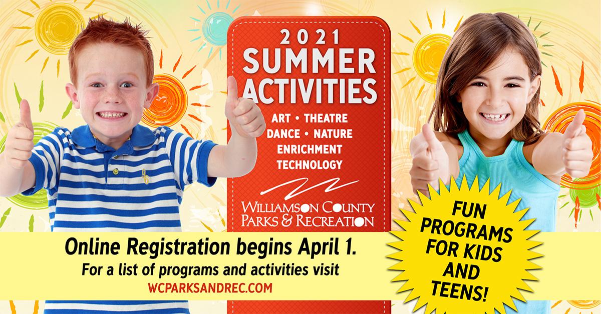 Kids & teens summer activities & camps Franklin, Brentwood, Williamson County, TN