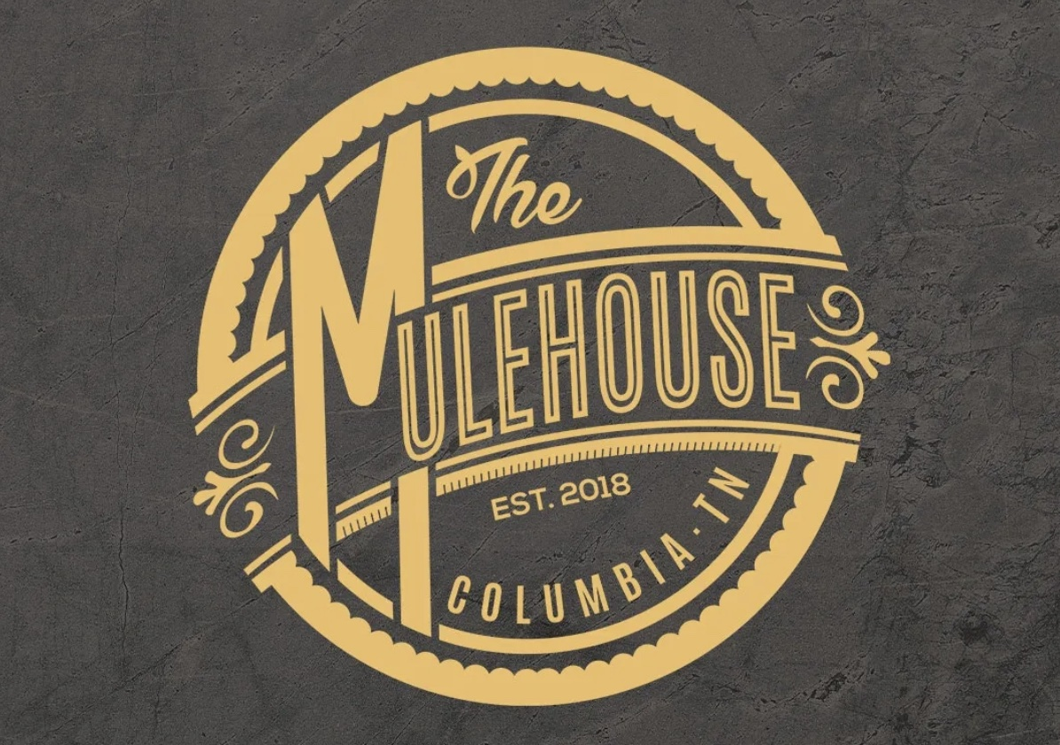 The Mulehouse, live music and event venue in Columbia, TN.