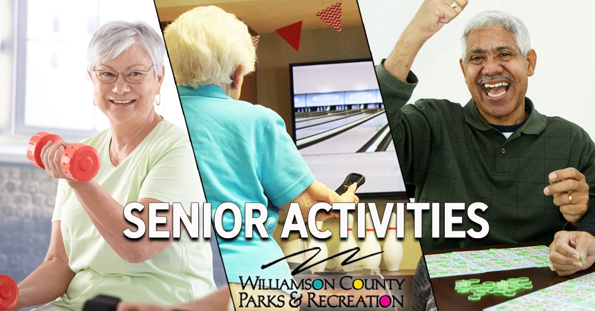 Senior activities in Franklin, TN, Brentwood and Williamson County, TN, senior events, art fitness, nature and sports programs.