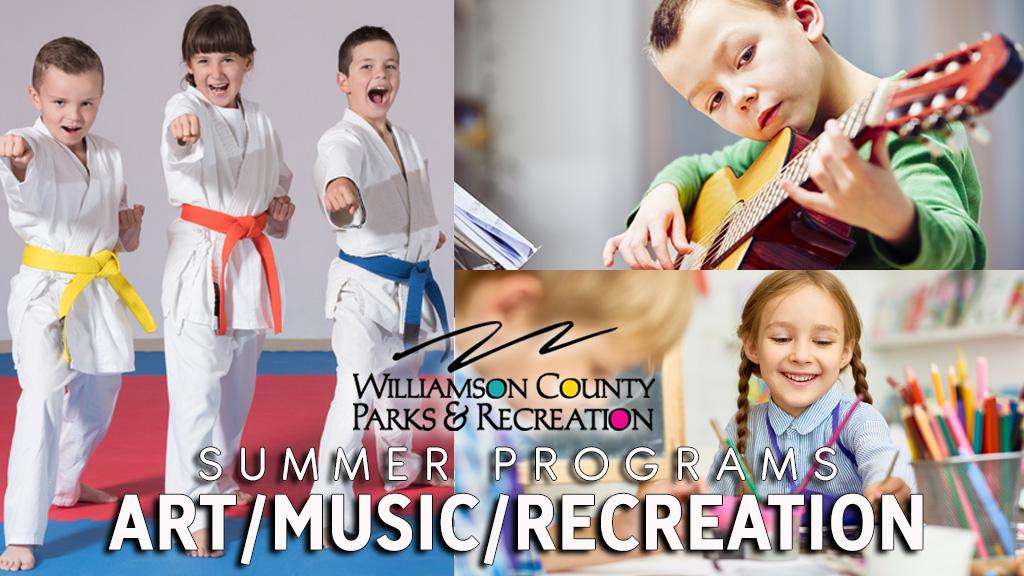 Summer Art, Music & Sports in Franklin, TN, Brentwood & Williamson County, TN