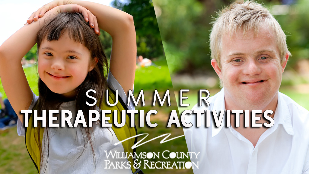 WCPR Dept Therapeutics Division will host a variety of enrichment mini camps and other programs for children, adolescents, young adults and adults with developmental and intellectual disabilities in June and July at recreation centers in Franklin and Nolensville, TN