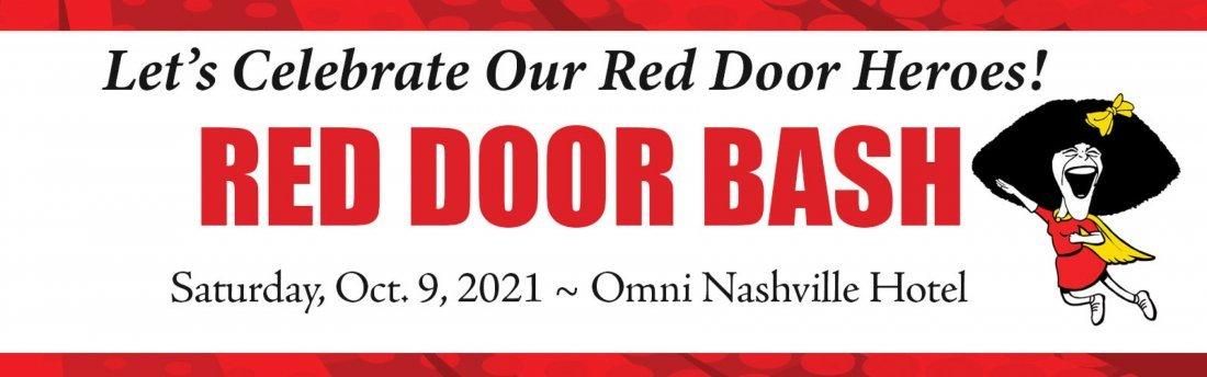 2021 red door bash nashville tn event