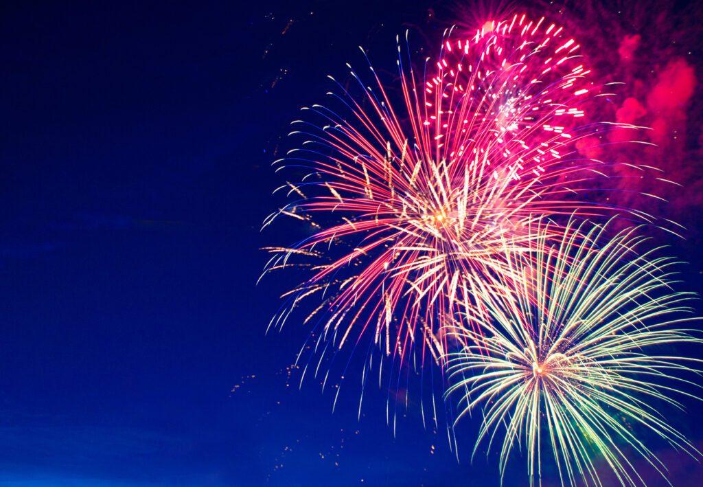 Franklin, TN Fireworks Show