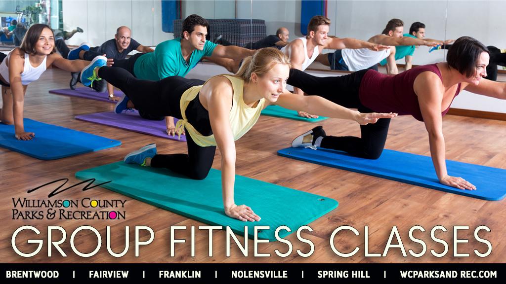 Franklin TN Group Fitness & Yoga