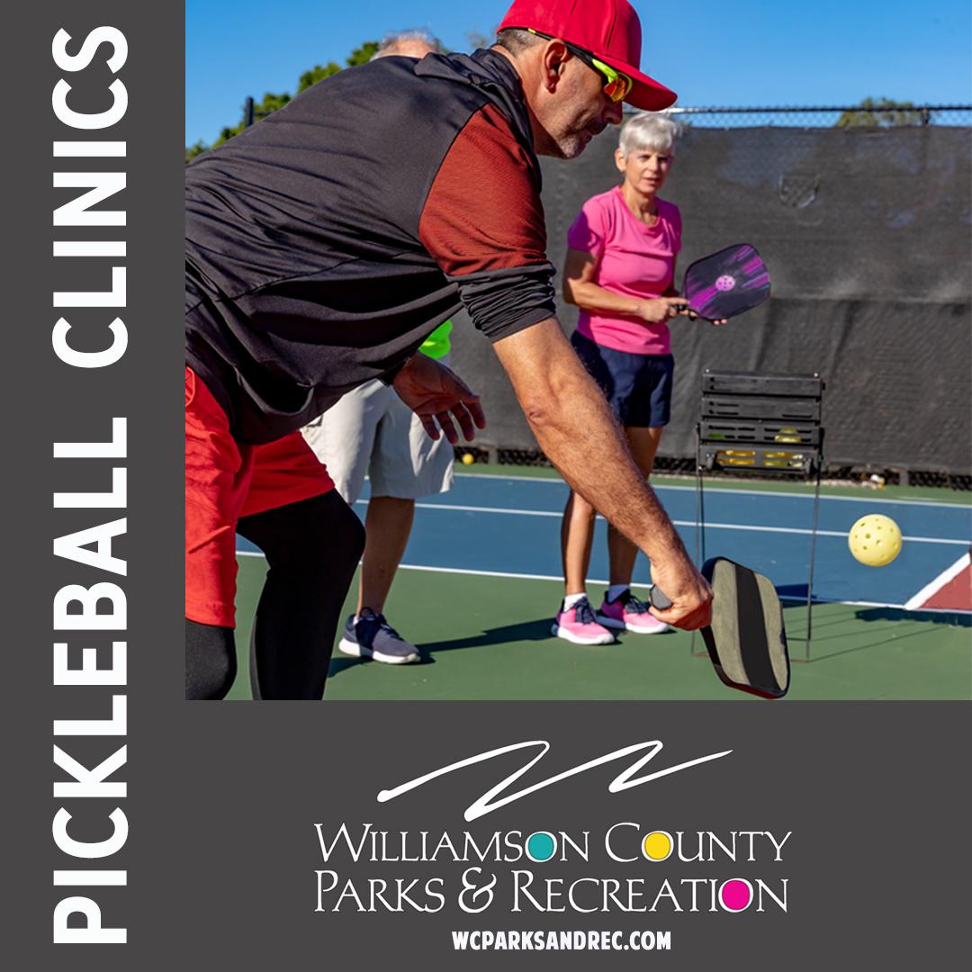 Pickleball clinics Brentwood, TN & Williamson County, TN