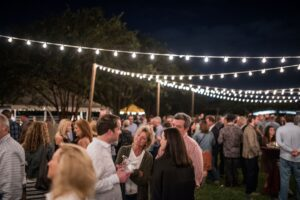 Bootlegger's Bash, annual event in Franklin, TN featuring Tennessee distillers, a traditional Southern dinner and live entertainment featuring Rock & Roll Pianos – a dueling piano team.