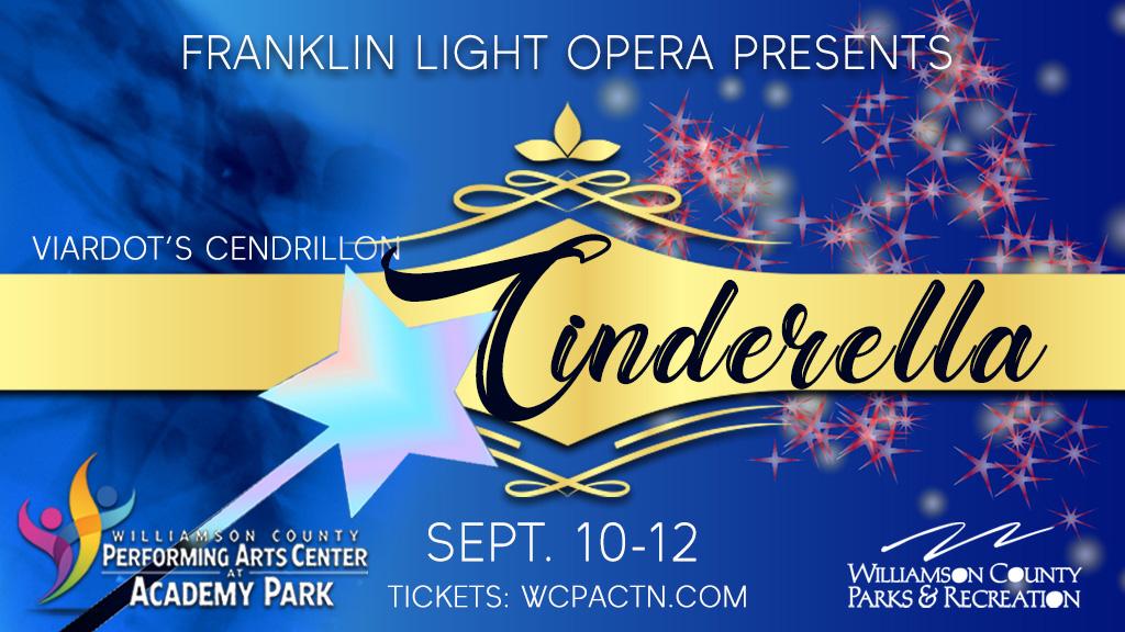 Franklin TN Event Cinderella at PAC