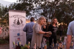 Leiper's Fork Bootlegger's Bash, annual event in Franklin, TN featuring Tennessee distillers, a traditional Southern dinner and live entertainment featuring Rock & Roll Pianos – a dueling piano team.