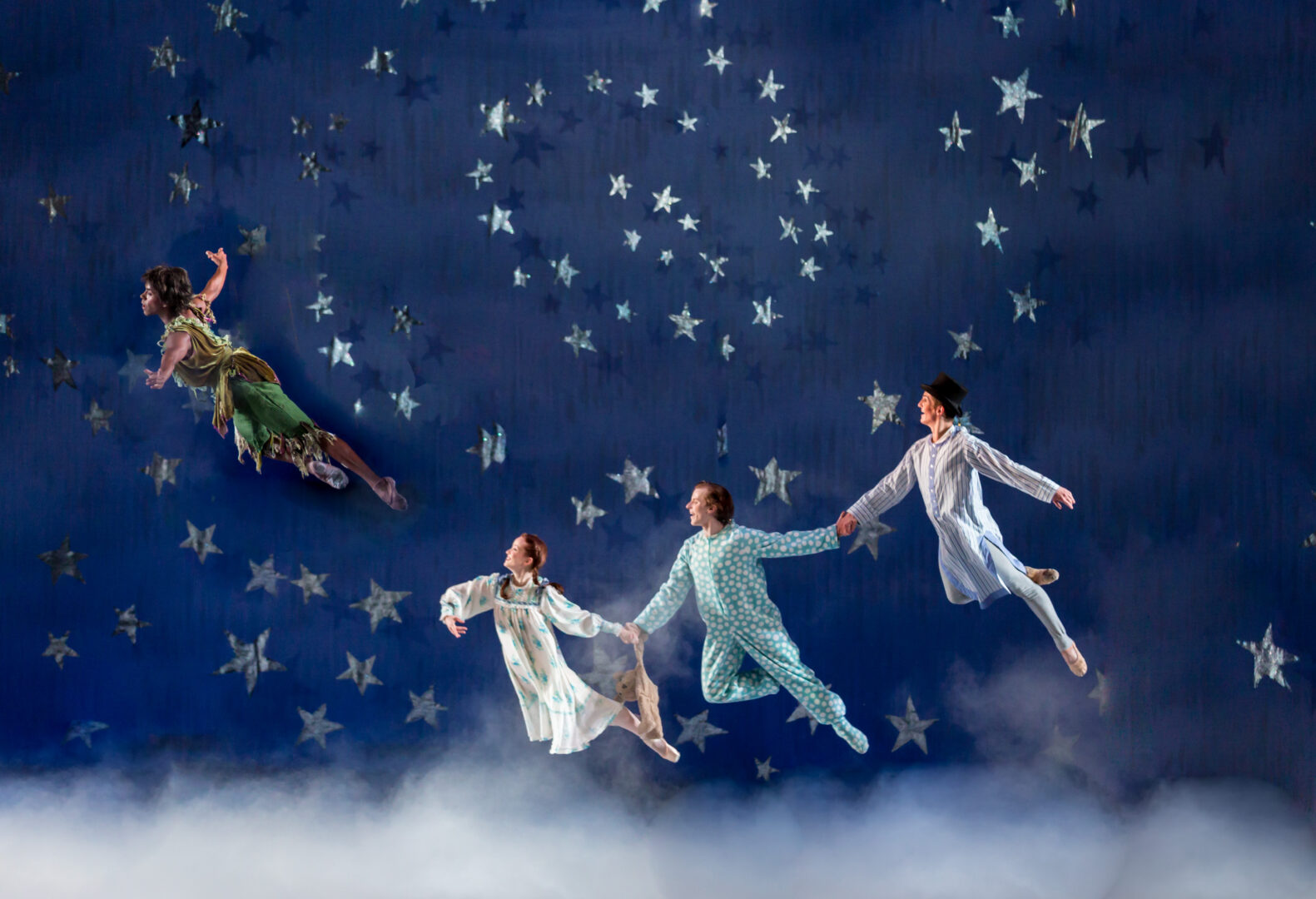 Peter Pan, a Nashville, TN event at TPAC with the Nashville Ballet.