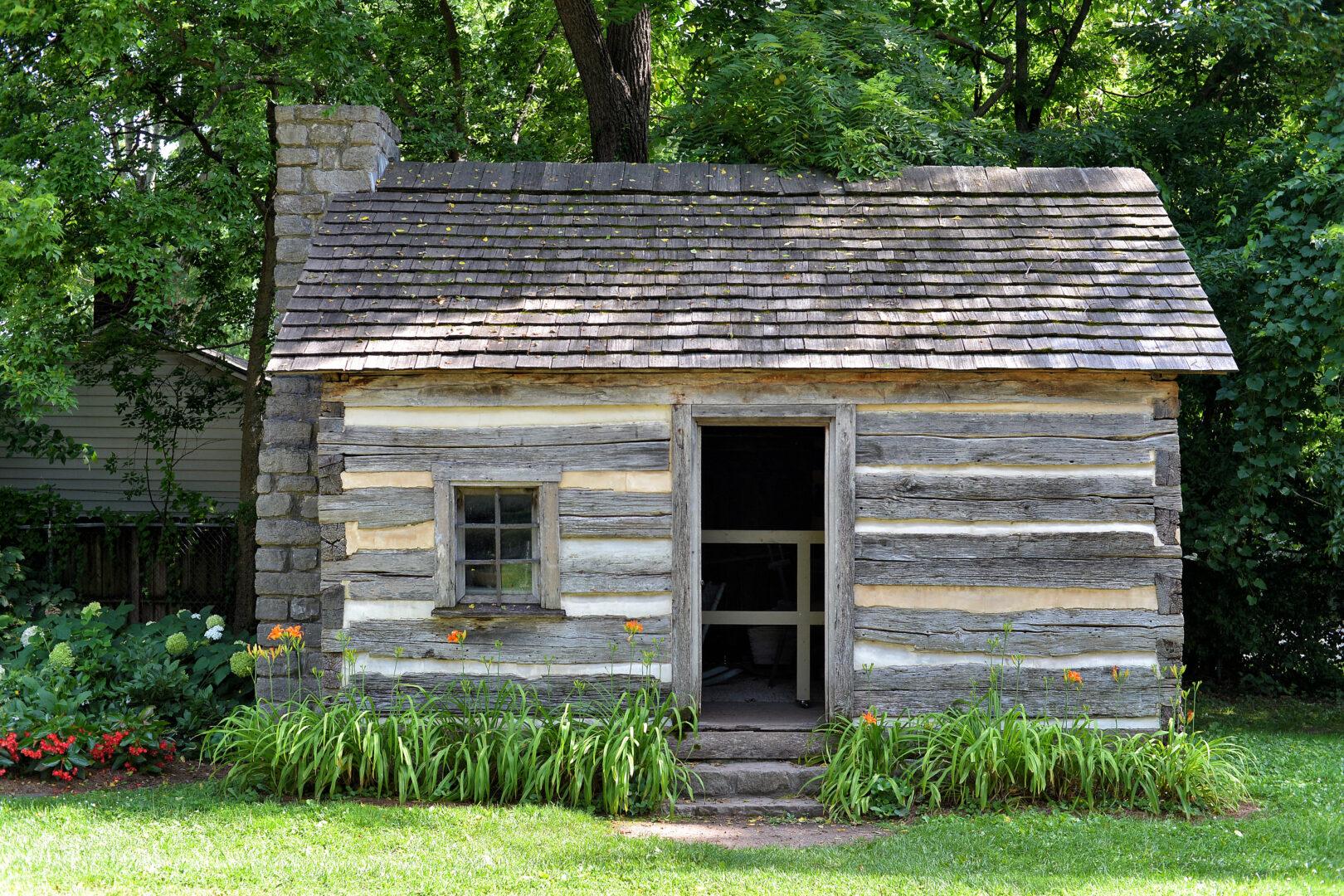 Carter House Slave Quarters