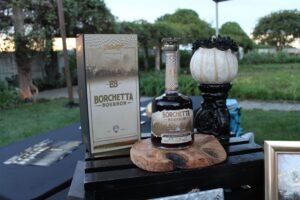 Franklin, TN event Bootlegger's Bash featured Southern cuisine, local spirits and live entertainment - Borchetta Bourbon photo.