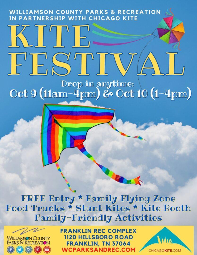 Franklin TN Event - Kite Festival