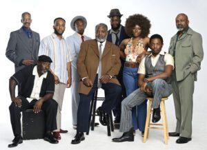 Franklin cast of JITNEY