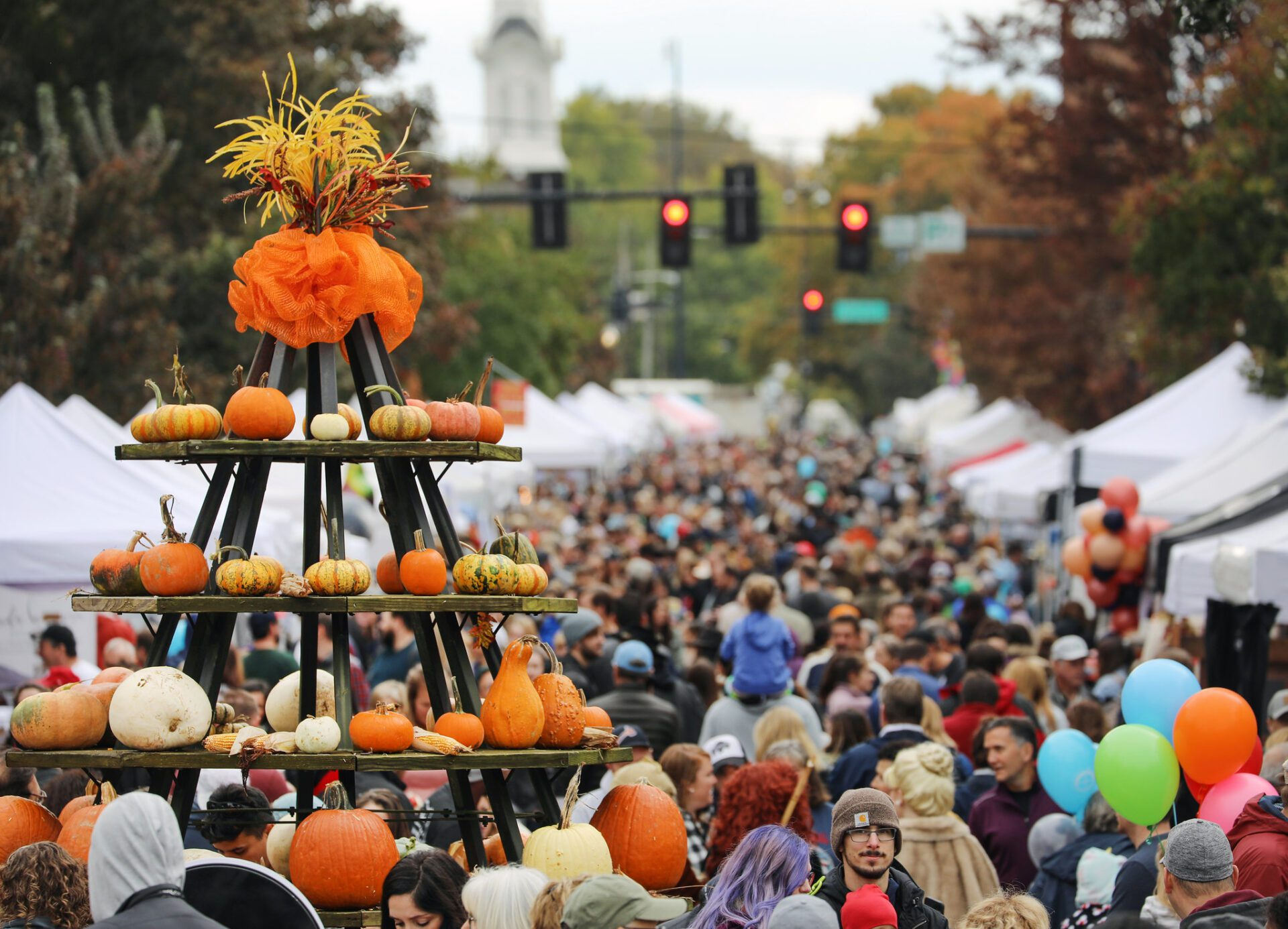 PumpkinFest Franklin, TN Event, family friendly event in downtown Franklin.