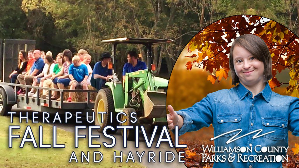 Therapeutics Fall Fall Festival and Hayride in Franklin, Tennessee.