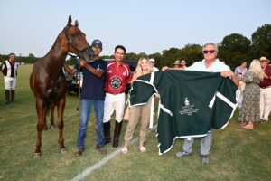 Best Playing Pony - Selma Chukkers for Cahrity Franklin Event.