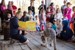 Childrens Activities Nashville Zoo TN