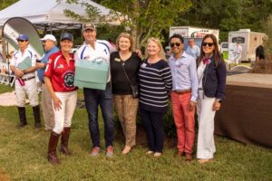 Group photo at the Chukkers for Charity event in Franklin Tennessee.