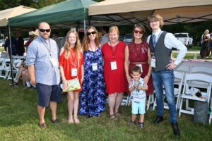 Chukkers for Charity Franklin TN Event Group Photo.