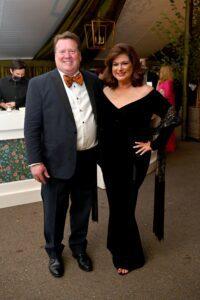 David Garrett and Bari Beasley Heritage Ball Franklin TN
