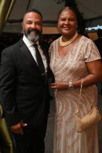 Goria Cunningham and Dorathy Bullard Franklin TN Heritage Ball