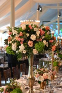Heritage Ball Franklin TN Floral Arrangements