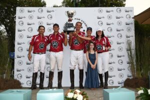 Ironhorse Farms Wins Chukkers for Charity 2021 Franklin TN