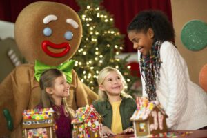 Kids Holiday Events Nashville, TN - A Country Christmas at Gaylord Opryland Nashville.
